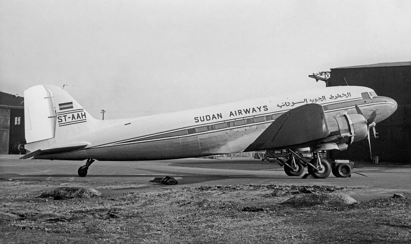 27099 ST-AAH Sudan Airways Will Blunt