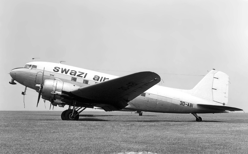 42978 3D-ABI Swazi Air Will Blunt