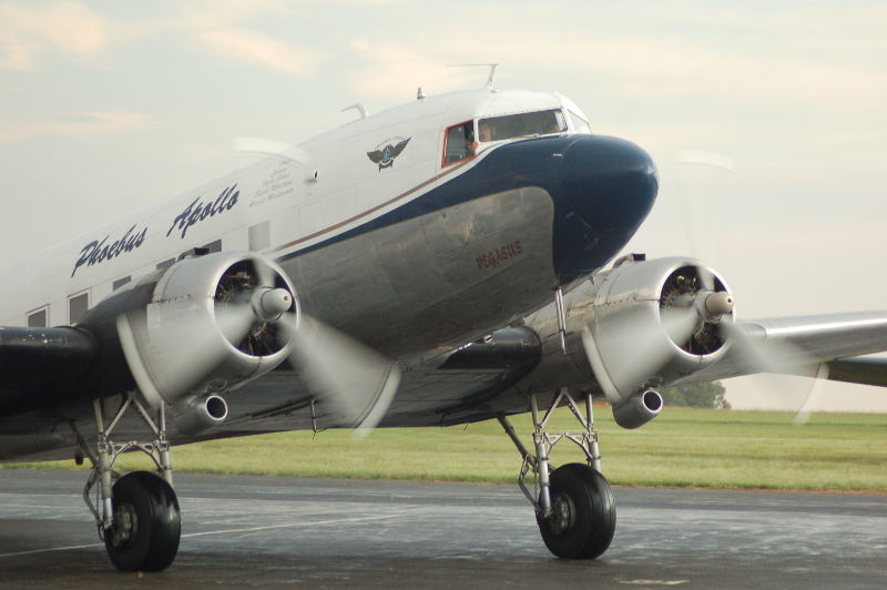 DC-3 75 anniversary 14b John Austin Williams