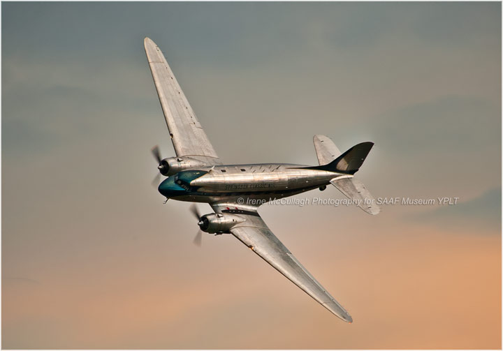 DC-3 75 anniversary 16d Irene McCullagh