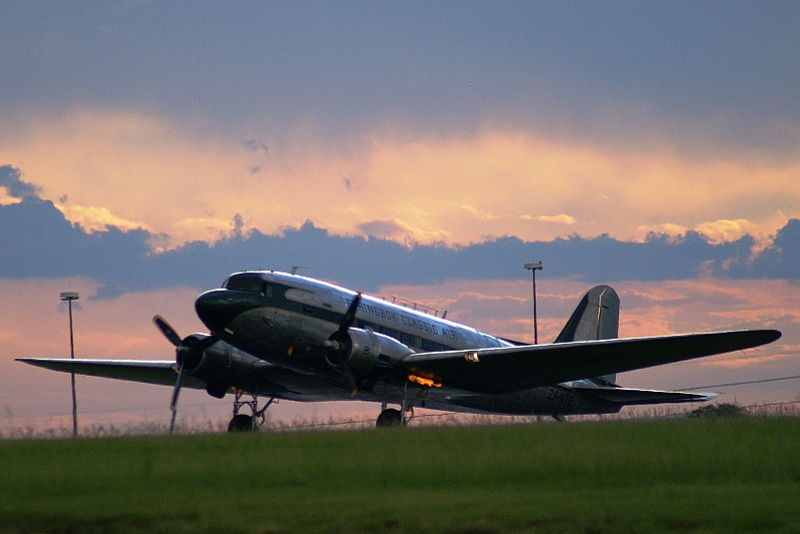 DC-3 75 anniversary 16d Vaughan Russel-Smith
