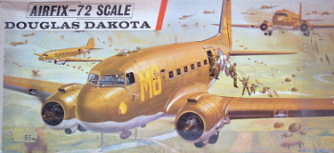 Airfix 04003 Douglas Dakota 72 scale
