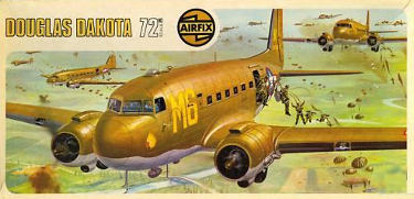 Airfix 04003-1 Douglas Dakota 72 scale